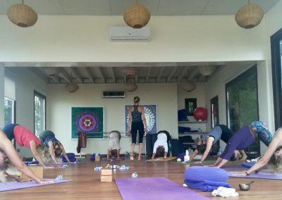 Stephanie billard - Yogaline