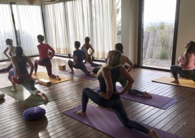 cours yoga paris - stéphanie billard - yogaline