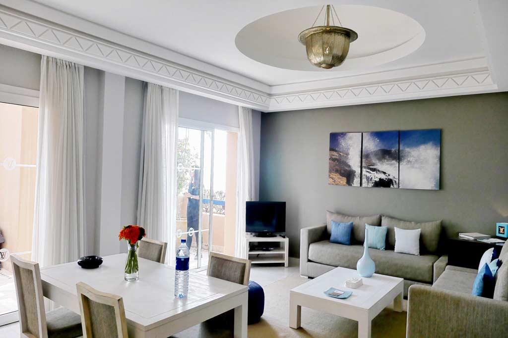 retraite yoga intensive au Maroc - stage de yoga intensif à Taghazout paradis plage - Chambre d'hôtel