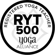 logo yoga alliance stephanie billard - ryt 500