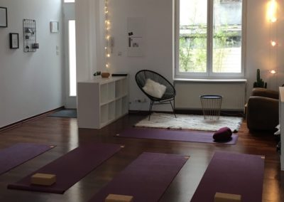 workshop yoga orleans