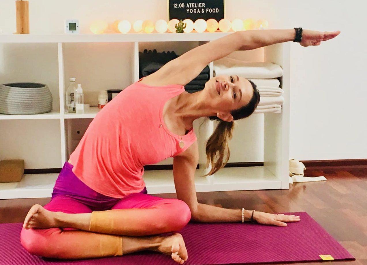 Stage Yoga Paris - Atelier Yoga Paris - Workshop yoga - 17e et 18e