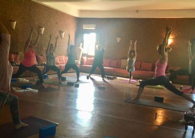 Yoga Vinyasa Quaryati - Stage Yoga Hatha Vinyasa Marrakech Quaryati Detox