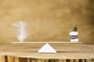 yoga equilibre ancrage stabilité