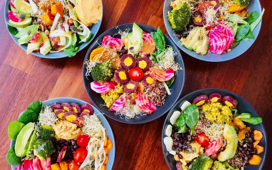 Buddha Bowl : Faites le plein de nutriments et de protéines pendant l'hiver