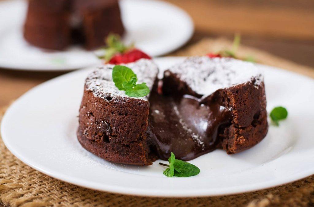 recette moelleux au chocolat sans gluten