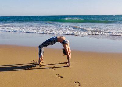 Stéphanie Billard, professeur de Yoga à Paris 16 - Yogaline