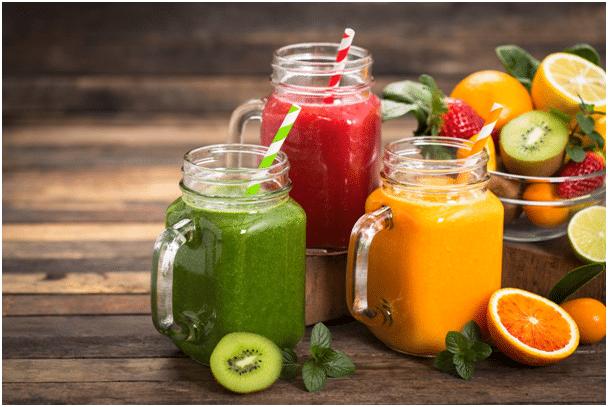 10 Retete de smoothie ideale pentru micul dejun