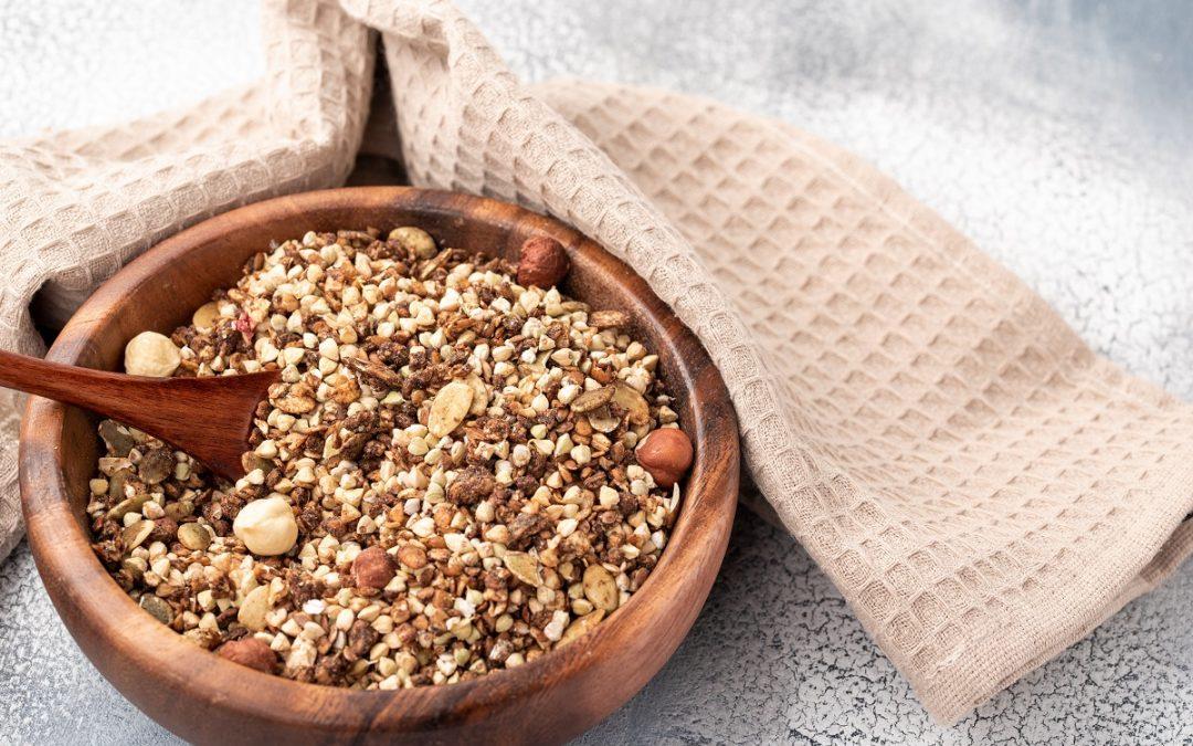 recette crunola au sarrasin