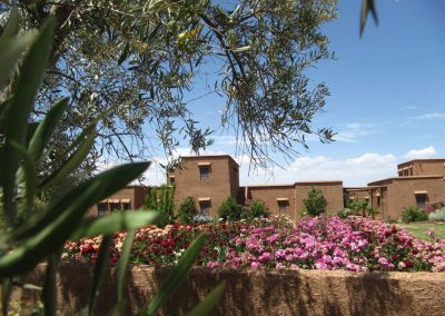 RETRAITE-YOGA-marrakech-maroc-nature-jardins-ecolodge-quaryati-3