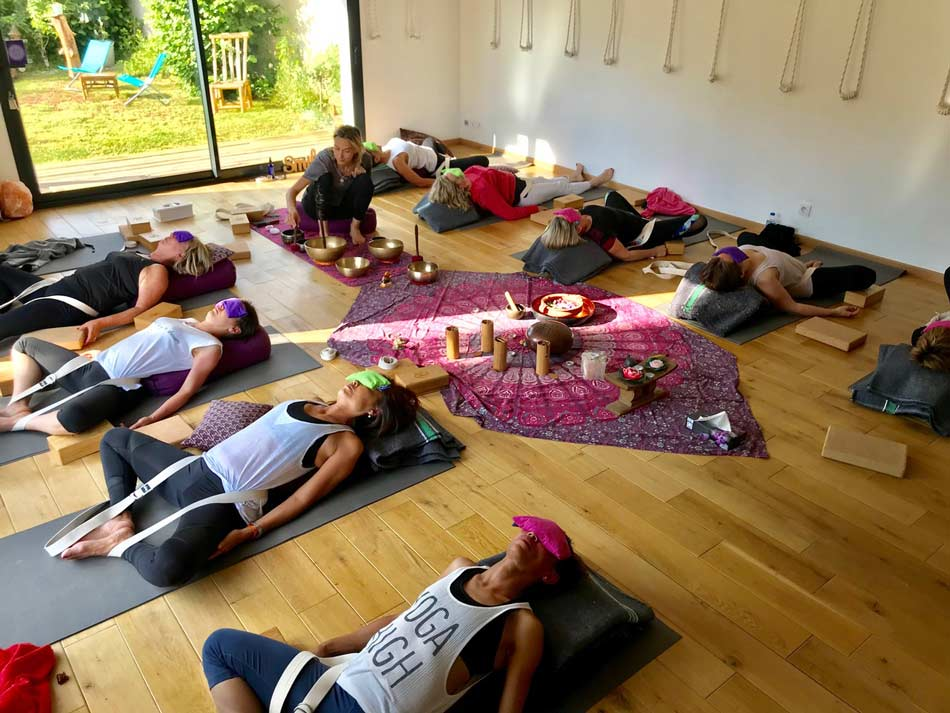 Week end Yoga detox : Stage Yoga et détox en Normandie Baie de somme