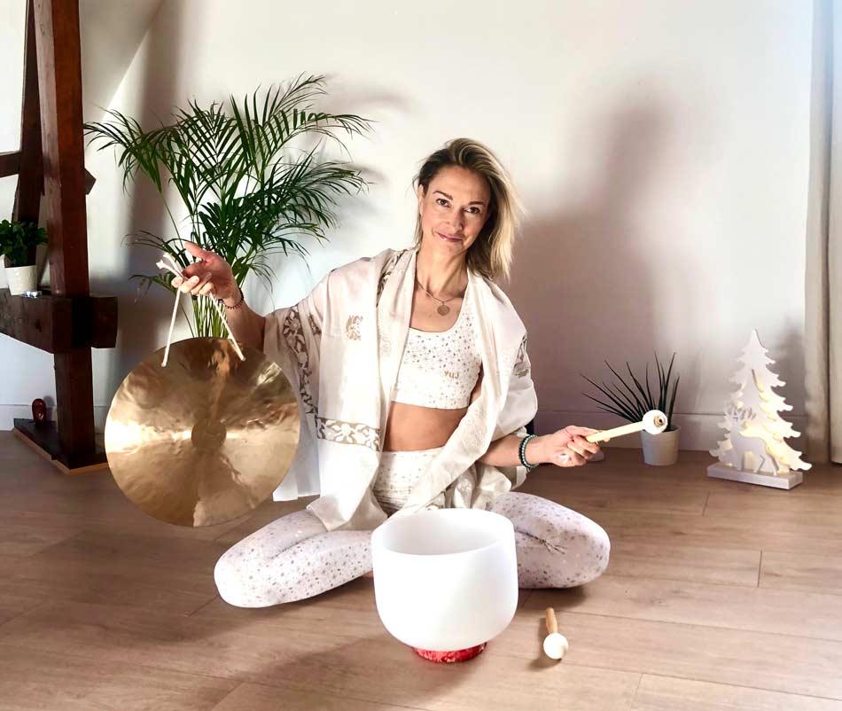 méthode enseignement Yogaline - Stephanie billard